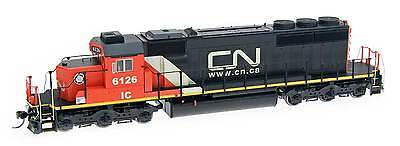 Intermountain HO SD40-2 w/DCC and Sound CN IC your choice of number