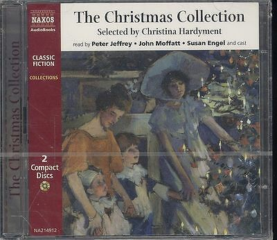 The Christmas Collection audio book CD NEW 2-disc