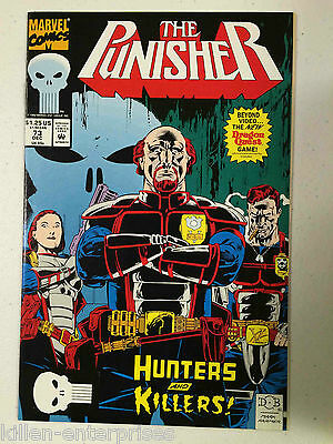 The Punisher #73 Comic Book Marvel 1992