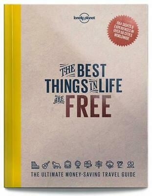 The Best Things in Life Are Free by Lonely Planet (English) Hardcover Book Free