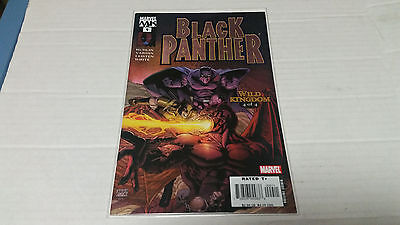 Black Panther # 9 (2005, Marvel) Wild Kingdom 4 of 4