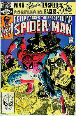 Peter Parker Spectacular Spiderman # 60 (52 pages) (USA, 1981)