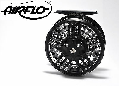 Airflo Switch Black Reels Ex Demo Sizes 4/6  7/9 Fly Fishing Reel 5 spare spools