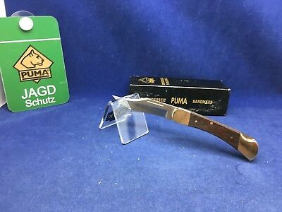 1997 Vintage Puma 960 Cub Knife Jacaranda Wood Handles  Mint In Box #84