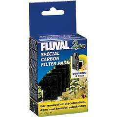 Hagen Fluval 2 Plus Carbon Filter Pads