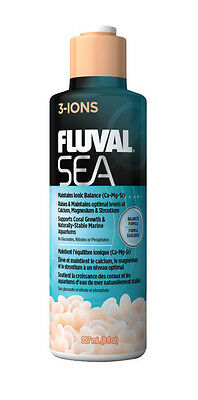 Fluval SEA 3 Ions Supplement 237ml