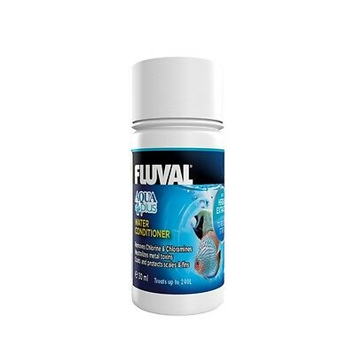 Fluval Aquaplus 30ml Water Conditioner For Aquariums