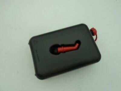 2 Litre Spare Fuel Petrol Can - Small Neat Easy to store - Small Neck (1MB601)