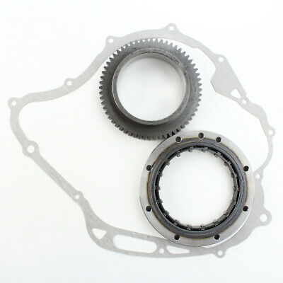 Starter Clutch One-Way Bearing & Gear Kit for Yamaha V-Star 1100 1999-2009
