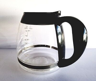 Charmed Tv Show Props Black And Clear Glass Coffee Pot Halliwell Manor Kitchen