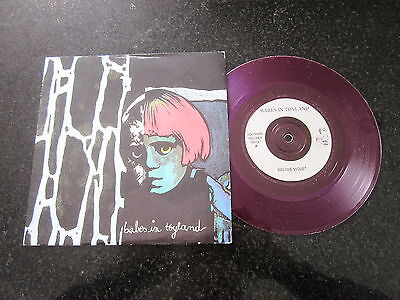 "Babes In Toyland ""bruise Violet"" Rare Uk Purple Vinyl 7"" Ex Condition"