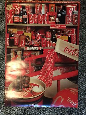 Coca Cola From Around The World Large Poster # C5019 Cootje Cola Netherlands