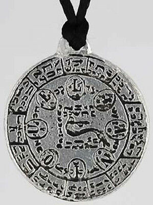 Seal of Antiquelis Amulet Wicca Hoo Doo