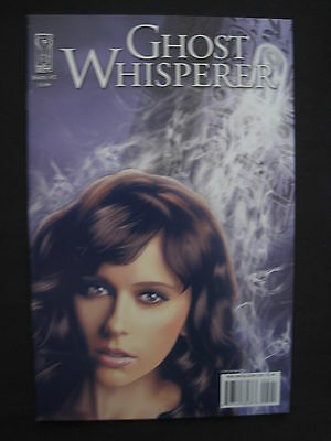 Ghost Whisperer  #  5.  Idw. 2009