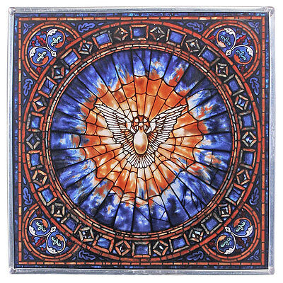 Unique Tiffany Style Pursuit Of Beauty Stained Glass Window Art New