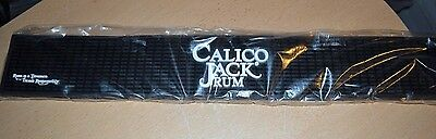 Calico Jack Rum Rubber Bar Mat Brand New In Package