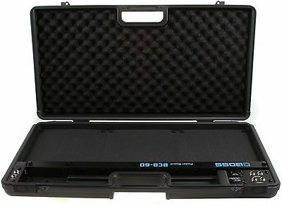 Boss BCB-60 Deluxe Pedal Board and Case Deluxe Pedal Board/Case