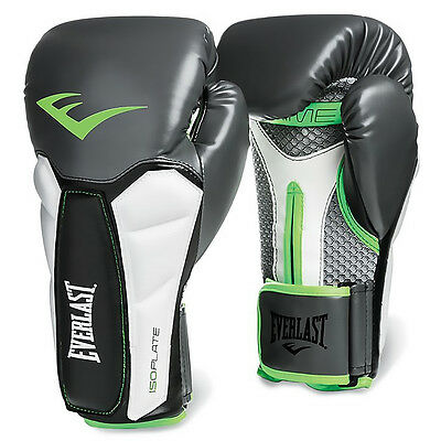 Everlast Prime Heavy Boxing Bag Training Gloves Fight Punch Mitts