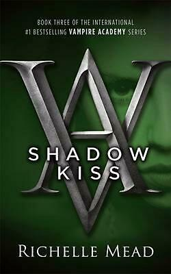 Shadow Kiss by Richelle Mead Paperback Book (English)