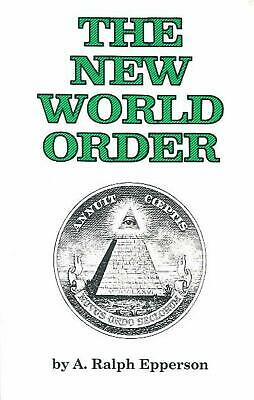 The New World Order by A. Ralph Epperson (English) Paperback Book