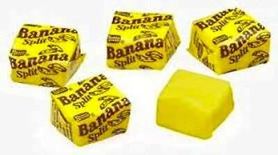 Necco Banana Split Taffy Candy, 1 pound deal with Free Shipping