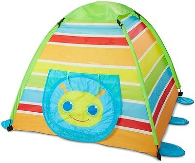 Melissa & Doug SUNNY PATCH GIDDY BUG TENT Outdoor/Garden Play Kids/Child  - New