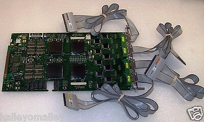 Agilent 16754A Timing And State Analysis Module With Probe Cables  Tested Refurb