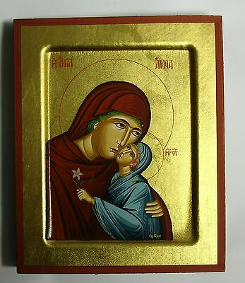 St.Anna with Mary Mother of god Madonna Icon Icon Ann Icon Icon Icons Icon