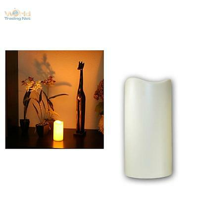 LED Candle 15cm With Timer For Outdoor Electric Candles