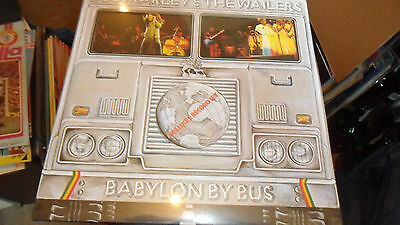 Bob Marley And The Wailers Babylon By Bus.deluxe 2Xlp Sealed New