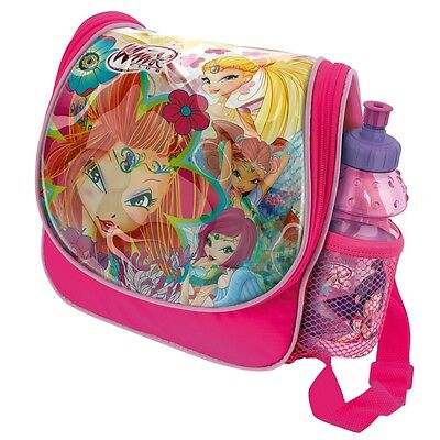 Winx Club - Bloomix - Children's shoulder bag lunch bag & Bottle
