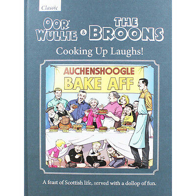 The Broons Oor Wullie Annual by D.C Thomson (Hardback), Children's Books, New