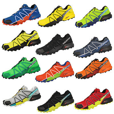 Salomon Speedcross 4 Men Herren Trail Running Schuhe Laufschuhe Cross CS XA Pro