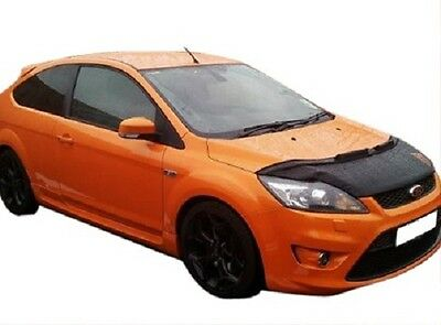 Bonnet BRA / COVER - FORD FOCUS MKII  2008-2011 Facelift - UK FREE POSTAGE
