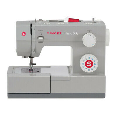 SINGER 4423 Heavy Duty Model Sewing Machine With Metal Interior Frame