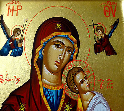 "Mary Mother of god ""Amolintos"" Madonna Icon Icons Icon Icon Icon Icon Icon"