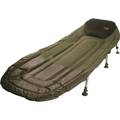 Tf Gear Chill Fishing Bed Chair Ex Demo