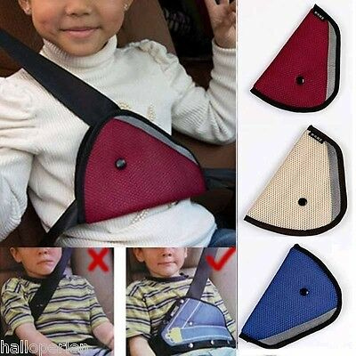 Baby Care Car Seat Safety Belt Triangle Protect Children Car Safety Belt