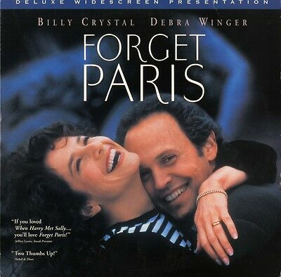 Laserdisc : Forget Paris