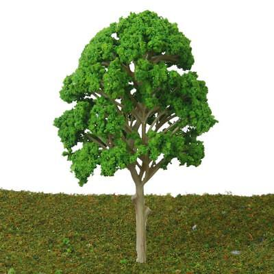 5pcs 15cm Model Mulberry Tree Train Railway Park Scenery Layout 1:50 - 75