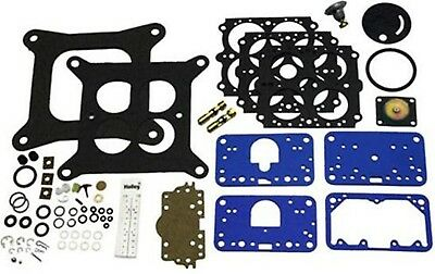 Holley 37-720 Carb Rebuild Kit For 4160 Series Carbs 600 cfm