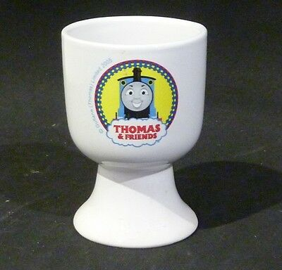 THOMAS THE TANK ENGINE CERAMIC  EGG CUP/EGGCUP Gullane Ltd 2005