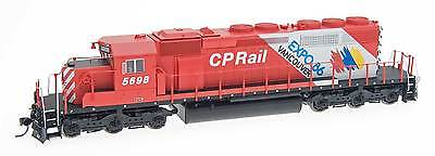 Intermountain HO SD40-2 w/DCC + Sound Canadian Pacific CP Expo your choice of #