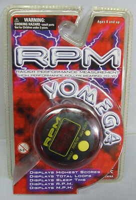 1999 Yomega RPM High Performance Digital Display YO-YO NIP