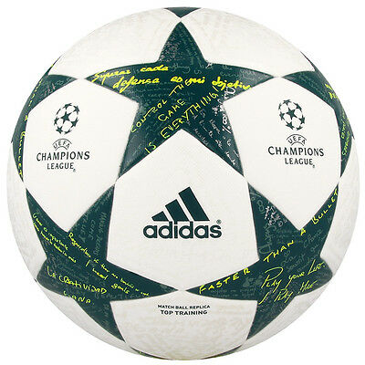 Adidas Finale 2016 Top Training Ball  UEFA Champions League Fussball AP0373 UCL