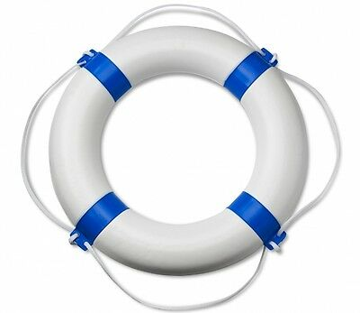 Lifesaver white blue 65 cm ARBO-INOX