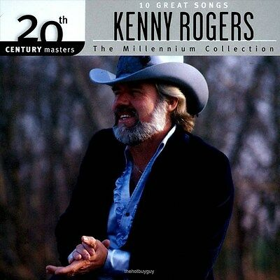 Millennium Collection: 20th Century Masters Kenny Rogers (CD, Apr-2014) NEW