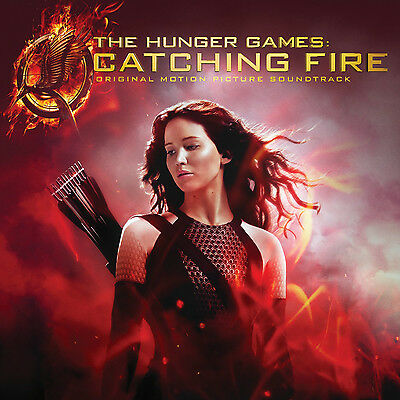 Various Artists : The Hunger Games: Catching Fire CD (2013)