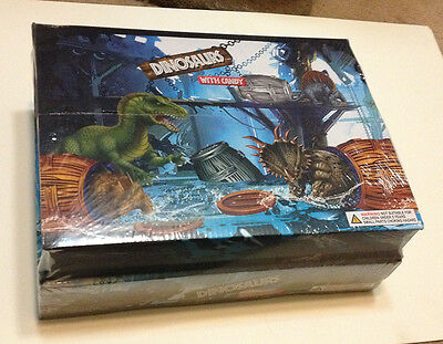 Boxed Dinosaur Figures - New! Lot Of 12 - New, Aussie! Jurassic Monsters Kaiju