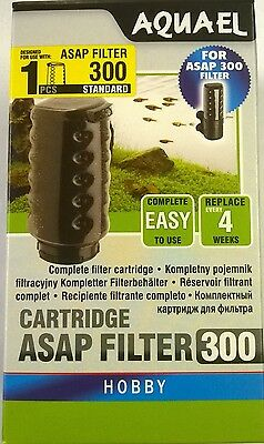 Aquael Asap 300 Aquarium Filter Standard Cartridge 5905546196345